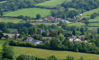 Farway from Ball Hill